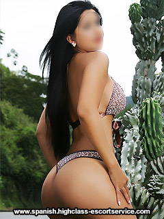 Chanel Escort In Madrid