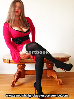 Anna Secretary Escort Girl in Gothenburg