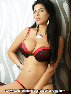 Busty Highclass Escort Girl Ines in Stockholm