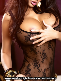 Brazilian Luxus Escort Girl Barbara in Stockholm